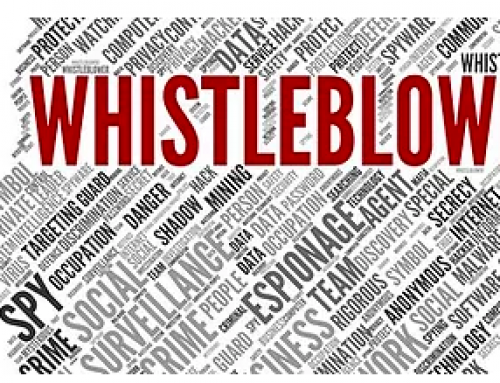 Overview of Whistleblowing Training