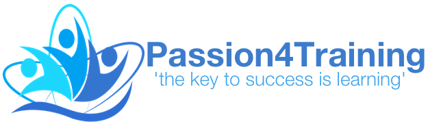 Passion 4 Training Logo