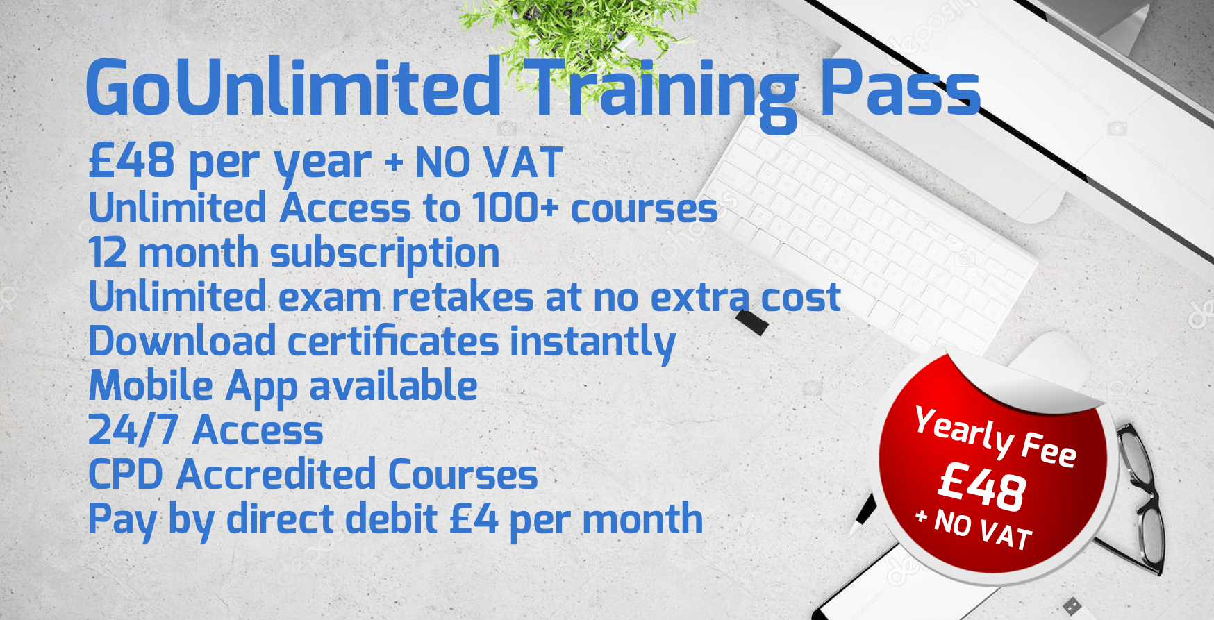 GoUnlimited Training Pass