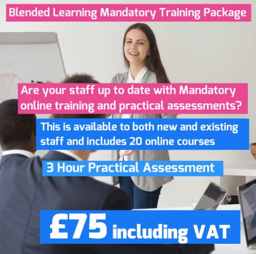 Blended Learning Mandatory Training Package