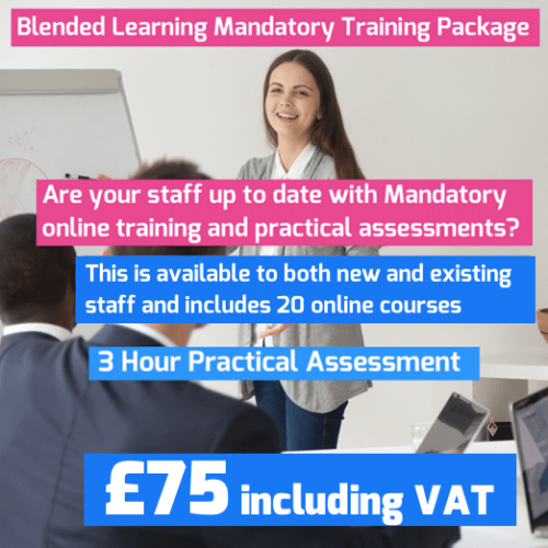 Blended Learning Mandatory Training Package