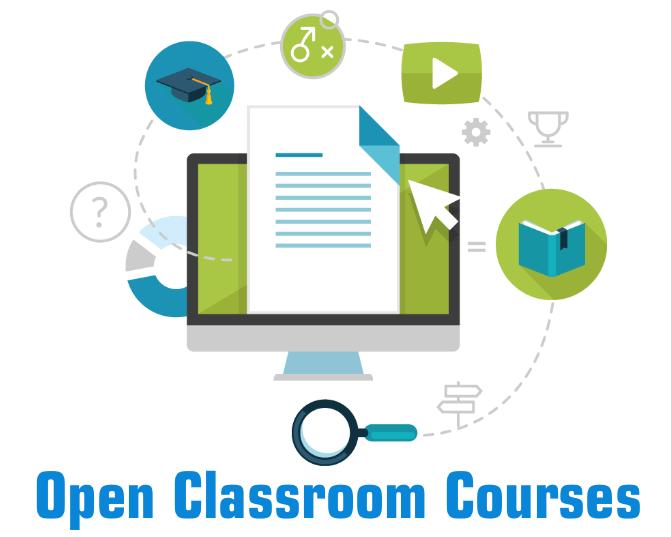 open classroom courses